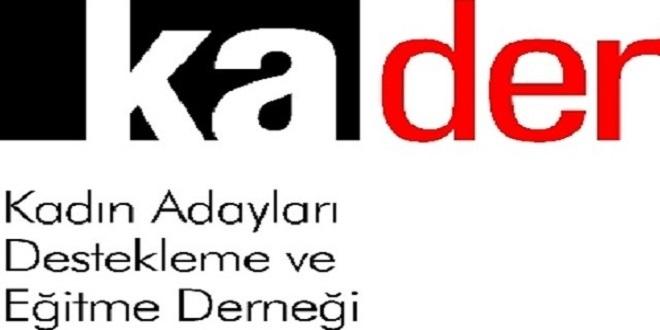 """""""KADIN ADAYLAR YİNE GÖRMEZDEN GELİNDİ"""""""