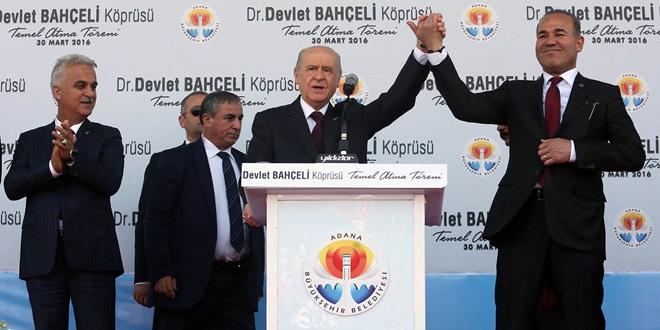 BAHÇELİ'NİN  AKP'DEN JEST BEKLEDİĞİ İLLER