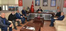 ODA BAŞKANLARI AKP'DE