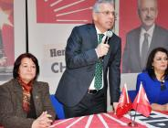 'CHP'NİN İKTİDARI İÇİN KENETLENMELİYİZ'