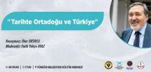 İLBER ORTAYLI ADANA'YA GELİYOR