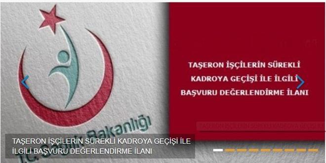 """ADANA ŞEHİR HASTANESİ """"TAŞERON İŞÇİ"""" KARARINI VERDİ"""