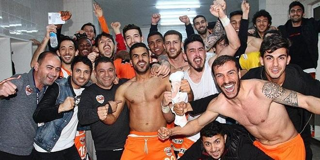ADANA DERBİSİ ADANASPOR'UN 1-0