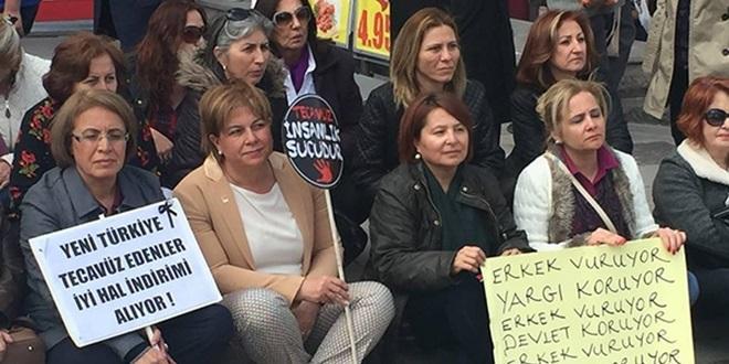 """""""KADINA YÖNELİK ŞİDDETİN FATURASI YİNE KAN DONDURDU"""""""