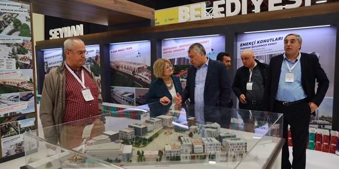 CİTY EXPO-ANTALYA ŞEHİRCİLİK VE TEKNOLOJİLERİ FUARI'NDA