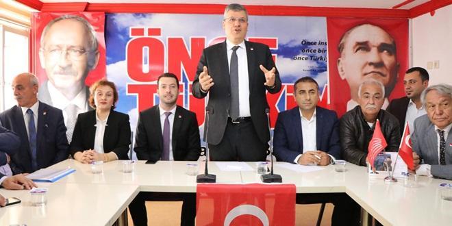 """2019'DA CEYHAN'I CHP'Lİ YAPACAĞIZ"""