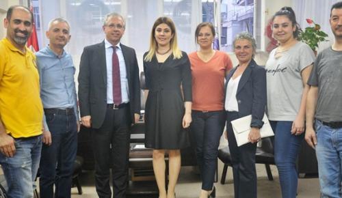 'STK'LARLA BİRLİKTE ÇALIŞACAĞIZ'
