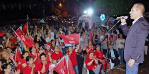 RIZA METE CHP'DE MİLLETVEKİLİ ADAY ADAYI