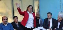 ADANA CHP ŞENİZ İL'E EMANET