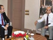 KARATAŞ'A ''BALIKÇILIK ORGANİZE SANAYİ BÖLGESİ'' KURULUYOR