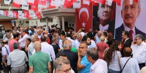 CHP'DE BAYRAM COŞKUSU