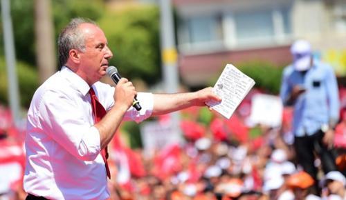 """""""İLK 100 GÜNDE YAPACAKLARINI HATAY'DA AÇIKLADI"""""""
