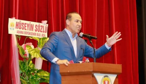 MHP'Lİ SÖZLÜ BAYRAMLAŞMADA BUNU SÖYLEDİ
