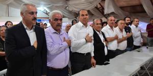 MHP'Lİ SÖZLÜ, HACI BEKTAŞ VELİ ETKİNLİKLERİNDE