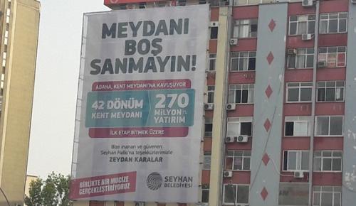 MEYDANI BOŞ BIRAKMAYIN