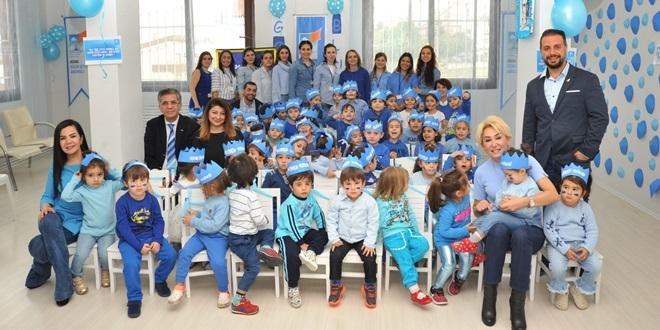 KÜÇÜK ŞEYLERDEN 'GO BLUE' ETKİNLİĞİ