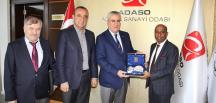 "ADASO'DA ""SRİ LANKA PAZARI"" ZİRVESİ"