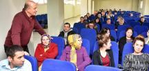 YARGI PERSONELİNE 'BİREYDEN TOPLUMA FARKINDALIK' EĞİTİMİ