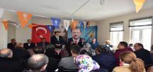 MHP Tufanbeyli'den başladı
