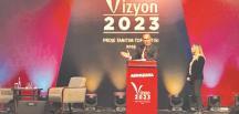 SÖZLÜ 'VİZYON 2023' PROJELERİNİ TANITTI