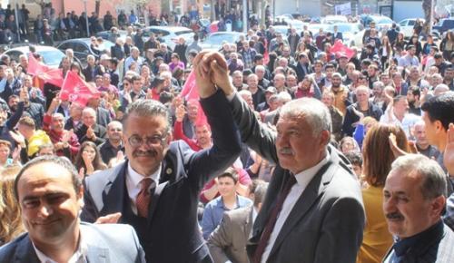 """""""HALKIMIZA HİZMETE GELİYORUZ"""""""