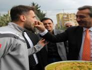 ÇETİN'DEN ADANASPOR'A ZİYARET