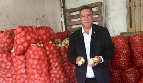 """""""SOĞAN İTHALİNDE FİYATINDA ARTIŞINI ÖNLEYEMEDİ"""""""