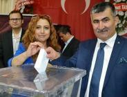 KOZAN' BELEDİYESİ MHP'DEN SAADET PARTİSİ'NE GEÇTİ!