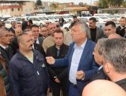"""KARALAR, """"İŞİMİZ ADANA'YI KAOSTAN KURTARMAK"""""""