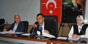 BÜYÜKŞEHİR MECLİS DİVANI AKP-MHP'LERDE