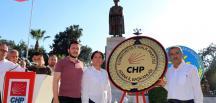 CHP 19 MAYIS'TA ATA'NIN HUZURUNDA