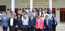 CHP İL'DEN KARALAR'A ZİYARET