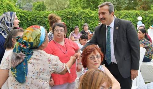 """ÇETİN'DEN """"MOLA EVI"""" PROJESI"""