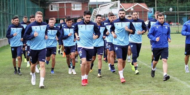 DEMİRSPOR'UN 2. ETAP KAMPI BOLU'DA BAŞLADI