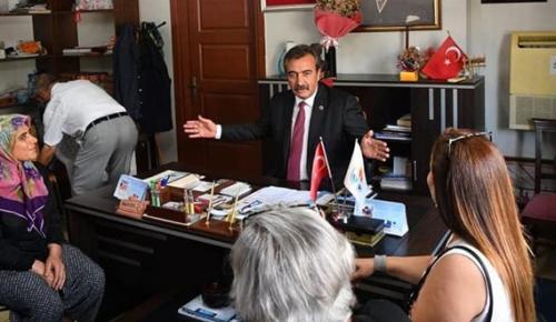 YURT MAHALLESİ'NE PAZAR YERİ MÜJDESİ