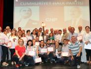 """CHP""""PARTİ OKULU""""NDA EĞİTİM"""