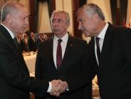 """""""SAYIN CUMHURBAŞKANIMIZA TEŞEKKÜR EDİYORUM"""""""