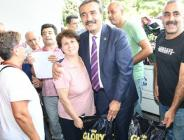 ÇUKUROVA'DAN MAMA DESTEĞİ