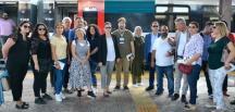 ADANA LEZZET FESTİVALİ'NDE GASTRONOMİ TRENİ