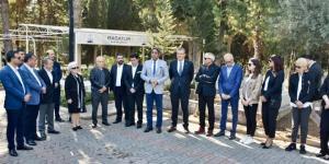 BAGATUR'U ANMAYA CHP'Lİ BAŞKANLAR KATILMADI, AYTAÇ DURAK HAZIR BULUNDU