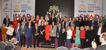 İŞKAD'DAN KADIN GİRİŞİMCİ ÖDÜLLERİ