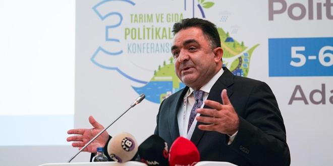 """""""TARIM POLİTİKALARI SİYASETTEN ARINDIRILMALI"""""""