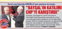 MHP'Lİ BAYSAL'IN KATILIMI CHP'Yİ KARIŞTIRDI