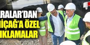 CHP'Lİ KARALAR YENİÇAĞ GAZETESİ'NE AÇIKLADI