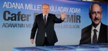 CHP'DEN İL DELEGESİ SEÇİLDİ ÇGC'YE YENİDEN ADAY OLDU