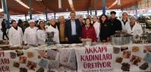 ÇUKUROVA'DA KADIN KOOPERATİFLERİ FESTİVALİ