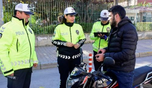 MOTOSİKLET KAZALARINDA YARALANMA ORANI YÜZDE 80