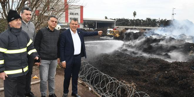 """""""YANAN FABRİKALAR DEĞİL MİLLİ SERVETTİR"""""""