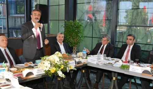 """MUHTARLARIMIZI VATANDAŞA MAHCUP ETMEYECEĞİZ"""