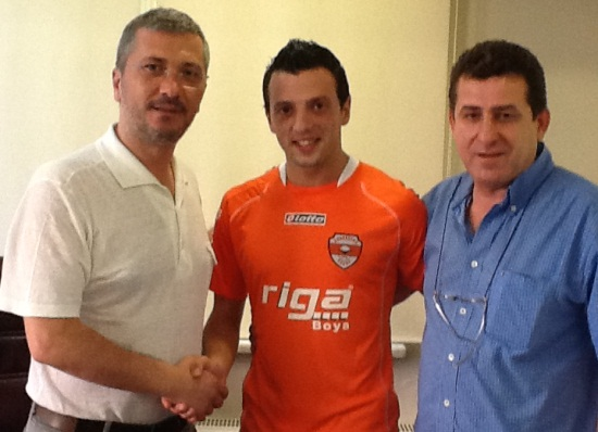 Ali Zorlu Adanaspor'da